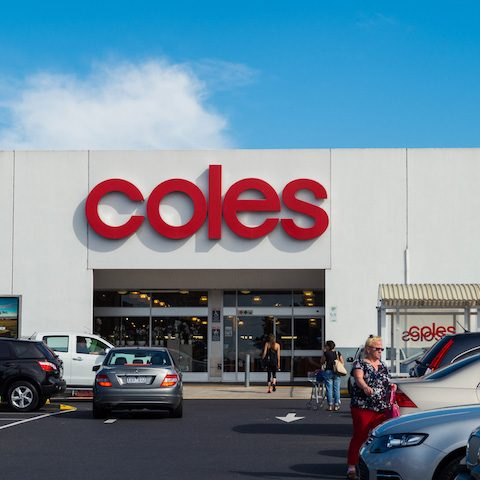 Down! Down! Scales Go Down At Coles | Ronin Marketing | Brisbane