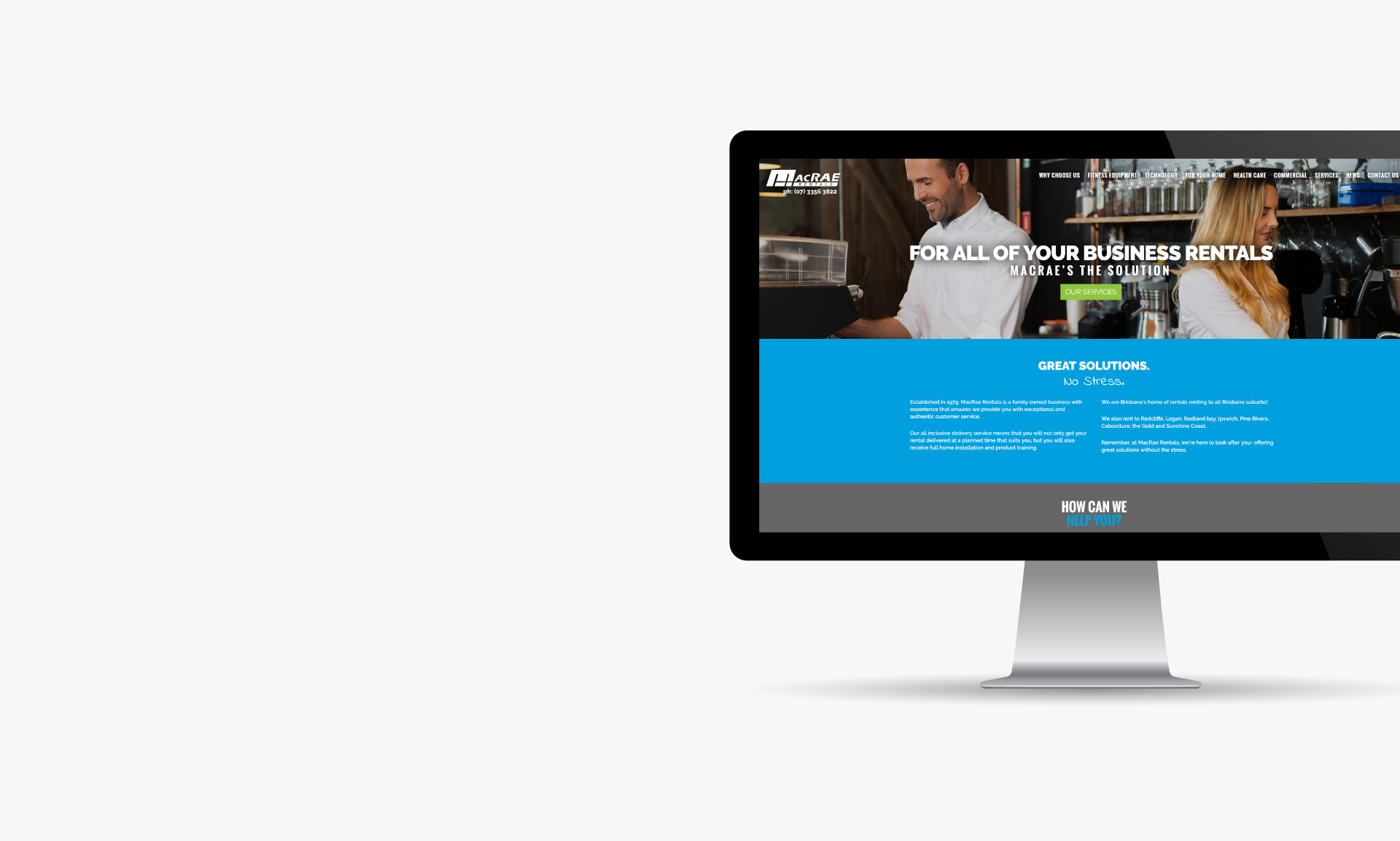 macrae-rentals-website-design-laptop-ronin-digital-marketing-client