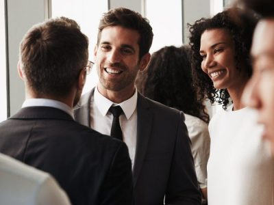 How to network like a boss!