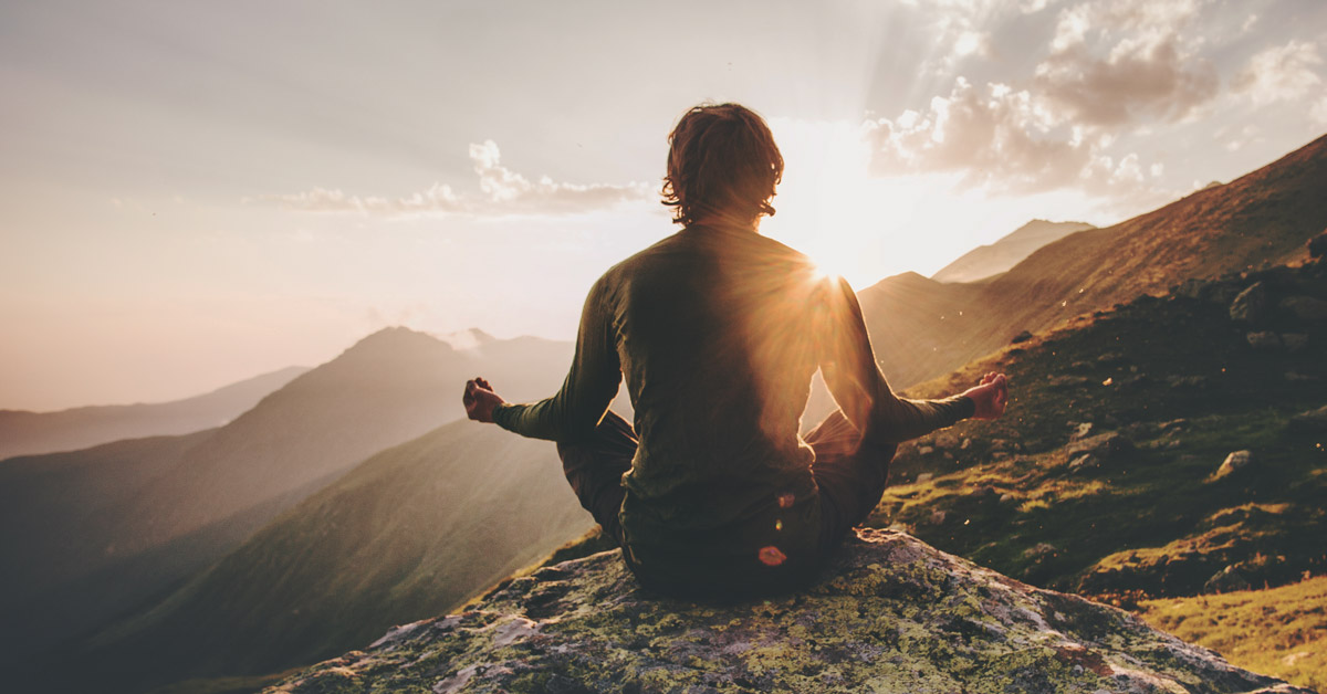 Control anxiety and stress by meditating daily.