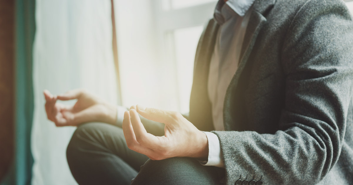 Meditation can enhance your problem-solving capabilities and cognitive processes.