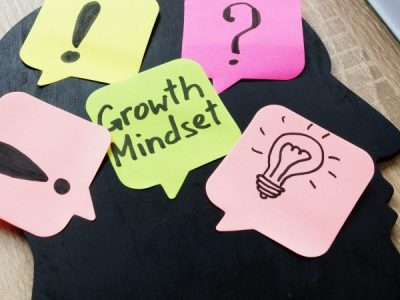 The advantages of having a team of growth mindset people