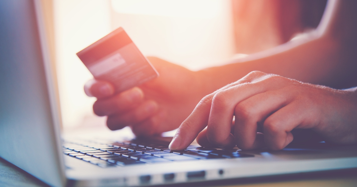 online shopping security payment