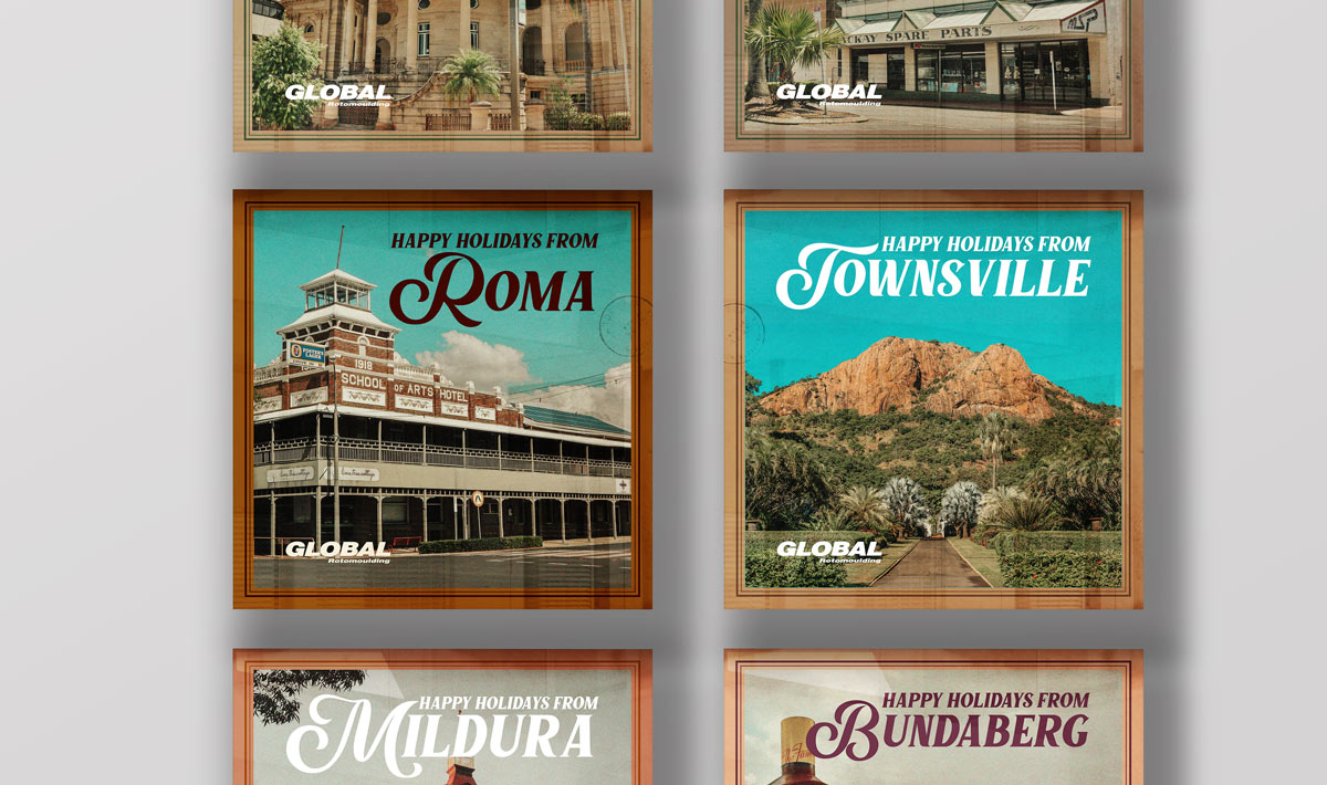 Global Rotomoulding Postcard Campaign Managed By Ronin Marketing