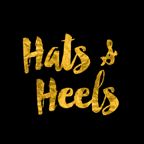 Hats-and-heels-logo-brand-gold-foil-ronin-client