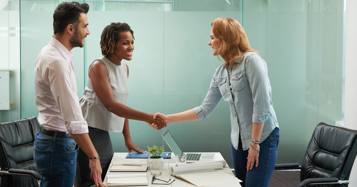 friendly meeting, how to boost sales, read these books